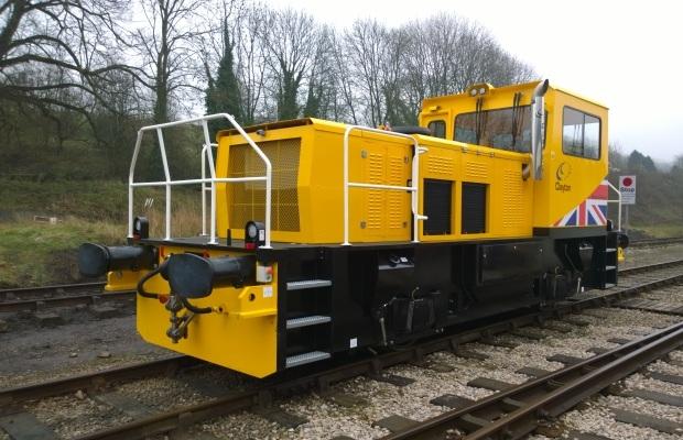 CD40 40 Tonne Diesel Locomotive