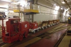 Clayton Equipment 1.75 Tonne Locomotive