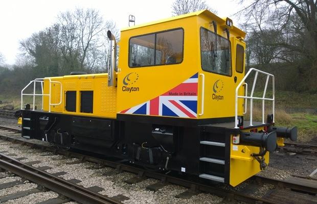CD40 Diesel Locomotive