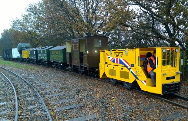 LoCo™ Open Day Statfold Barn Railway